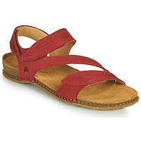 Zapatos Mujer Sandalias El Naturalista PANGLAO Rojo