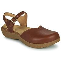Zapatos Mujer Sandalias El Naturalista WAKATIWAI Marrón