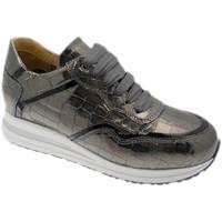 Zapatos Mujer Zapatillas bajas Calzaturificio Loren LOC3936gr grigio