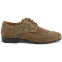 Zapatos Hombre Derbie Madrid - 606_camoscio Marrón