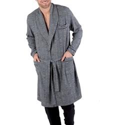 textil Hombre Pijama Pettrus Bata  285 Gris