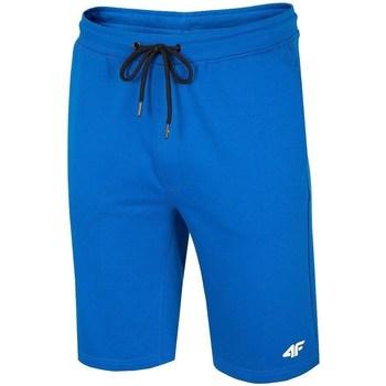 textil Hombre Shorts / Bermudas 4F SKMD001 Azul
