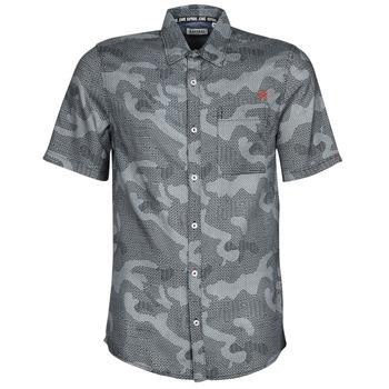textil Hombre Camisas manga corta Kaporal SID Marino