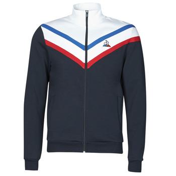 textil Hombre Chaquetas de deporte Le Coq Sportif TRI FZ N°1 M Marino