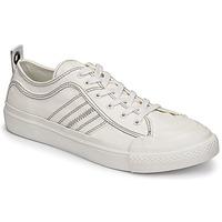 Zapatos Hombre Zapatillas bajas Diesel TAORMINY Blanco