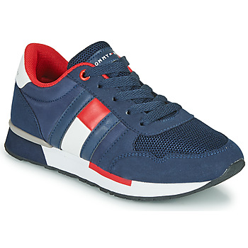 Zapatos Niños Zapatillas bajas Tommy Hilfiger JEROME Azul