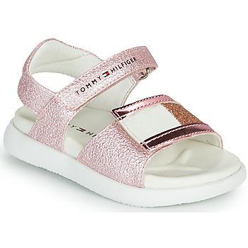 Zapatos Niña Sandalias Tommy Hilfiger EMIA Rosa