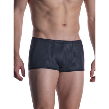 Ropa interior Hombre Boxer Olaf Benz Shorty RED2011 Pearl Black
