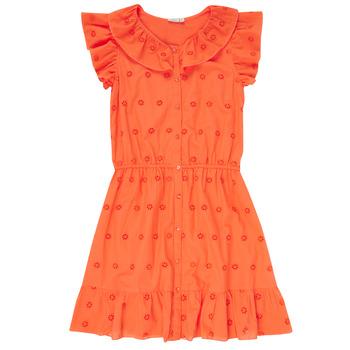 textil Niña Vestidos cortos Name it NKFDORITA Coral