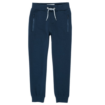textil Niño Pantalones de chándal Name it NKMHONK Marino