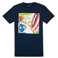 textil Niño Camisetas manga corta Name it MARVEL Marino