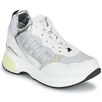 Zapatos Mujer Zapatillas bajas Replay COMET Blanco