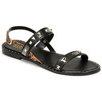 Zapatos Mujer Sandalias Replay NAIROBI Negro