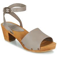 Zapatos Mujer Sandalias Sanita YARA Gris