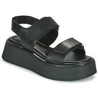 Zapatos Mujer Sandalias Vagabond Shoemakers COURTNEY Negro