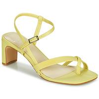 Zapatos Mujer Sandalias Vagabond Shoemakers LUISA Amarillo