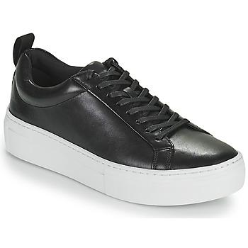 Zapatos Mujer Zapatillas bajas Vagabond Shoemakers ZOE PLATFORM Negro