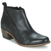 Zapatos Mujer Botas de caña baja Betty London INTRO Negro