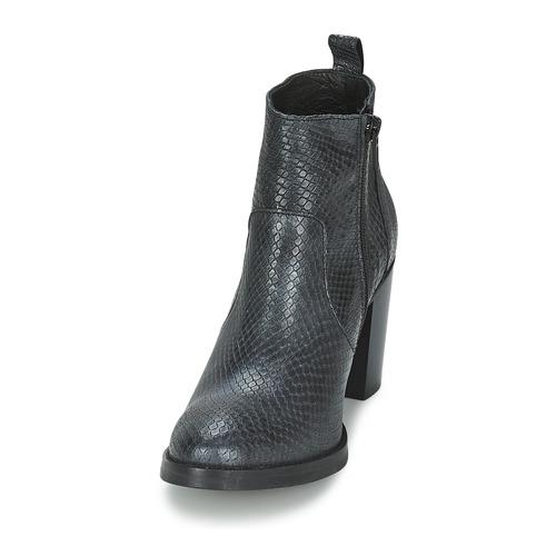 Botines Zapatos Mujer Betty London Issor Negro nNm80w
