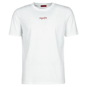textil Hombre Camisetas manga corta BOSS DURNED Blanco