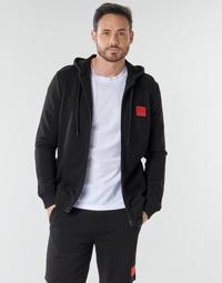 textil Hombre Sudaderas HUGO DAPLE Negro