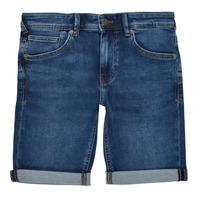 textil Niño Shorts / Bermudas Teddy Smith SCOTTY 3 Azul