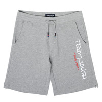 textil Niño Shorts / Bermudas Teddy Smith S-MICKAEL Gris