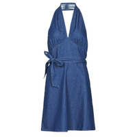 textil Mujer Vestidos cortos Molly Bracken EL902P21 Azul