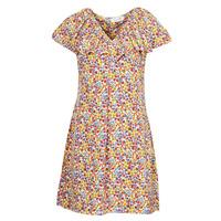 textil Mujer Vestidos cortos Molly Bracken P1387E21 Beige