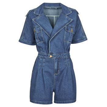 textil Mujer Monos / Petos Molly Bracken EL1261P21 Azul