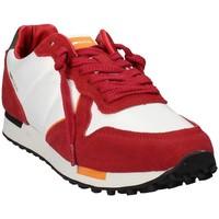 Zapatos Hombre Zapatillas bajas Gas GAM813016 Rojo
