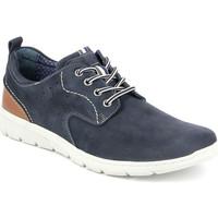 Zapatos Hombre Zapatillas bajas Grunland SC4522 Azul
