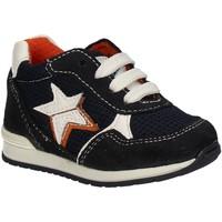 Zapatos Niños Zapatillas bajas Melania ME1068B7E.C Azul