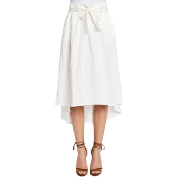 textil Mujer Faldas Gaudi 011FD75012 Blanco