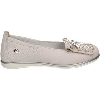 Zapatos Niños Bailarinas-manoletinas Melania ME2056D7E.A Blanco