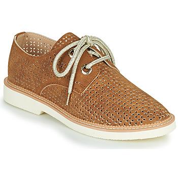 Zapatos Mujer Zapatillas bajas Armistice Stock derby Marrón
