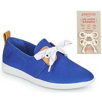 Zapatos Niños Zapatillas bajas Armistice STONE ONE Azul