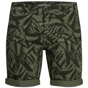 textil Hombre Shorts / Bermudas Produkt Takm chino 12171311 Verde