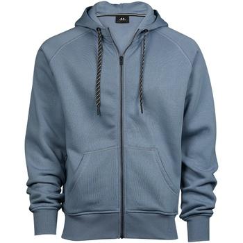 textil Hombre Sudaderas Tee Jays T5435 Azul