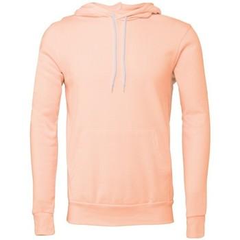 textil Sudaderas Bella + Canvas CV3719 Peach