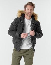 textil Hombre cazadoras Schott WASHINGTON2 Negro