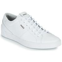 Zapatos Hombre Zapatillas bajas HUGO ZERO TENN ITA Blanco