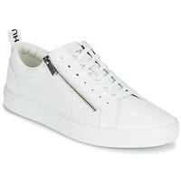 Zapatos Hombre Zapatillas bajas HUGO FUTURISM TENN ITEM2 Blanco