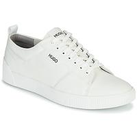 Zapatos Hombre Zapatillas bajas HUGO ZERO TENN NYPU Blanco