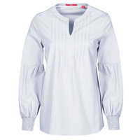 textil Mujer Tops / Blusas S.Oliver 14-1Q1-11-4016-48W6 Malva