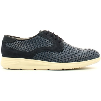 Zapatos Hombre Derbie Soldini 19818 I S87 Azul