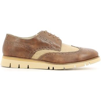 Zapatos Hombre Derbie Lion 20942 Marrón