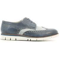 Zapatos Hombre Derbie Lion 20942 Azul