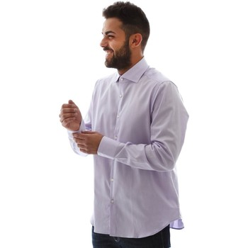 textil Hombre Camisas manga larga Gmf GMF5 4728 961105/04 Rosado