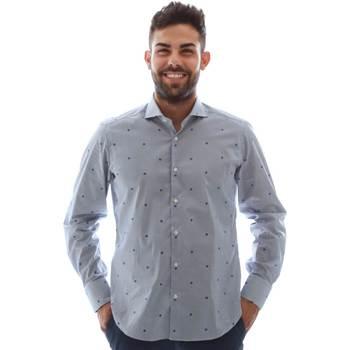 textil Hombre Camisas manga larga Gmf 961231/4 Azul